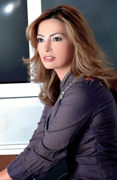 لممثلة المصرية داليا مصطفى