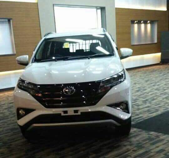 All New Toyota Rush Surabaya