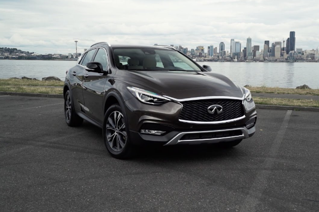 2017 Infiniti Q30 Sport AWD Review