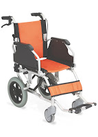 Portable Travel Wheelchair
