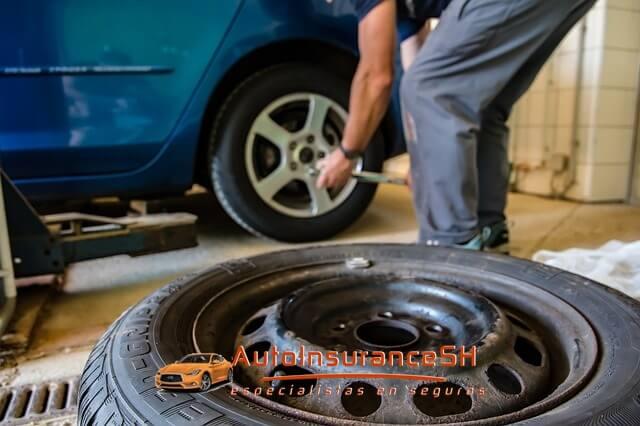 Asistencia técnica de los seguros de autos