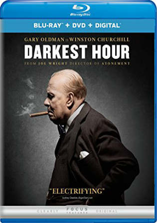 Darkest Hour 2017 BluRay English 720p ESub