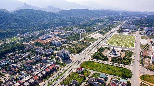Dự án đất nền liền kề shophouse thành phố Lào Cai - chủ đầu tư Flc Group Flc Lào Cai