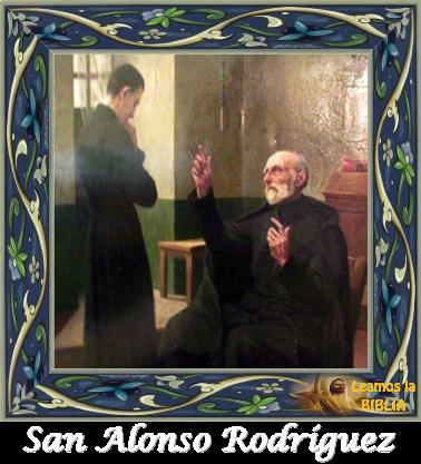 Resultado de imagen para San Alonso Rodríguez
