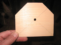 Drilled hole