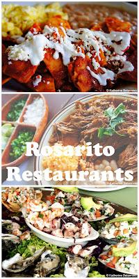 Travel the World: Discovering Rosarito Baja California Mexico sea-to-table and farm-to-table Baja cuisine.