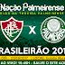 Assistir Fluminense x Palmeiras Ao Vivo 24/09/2017