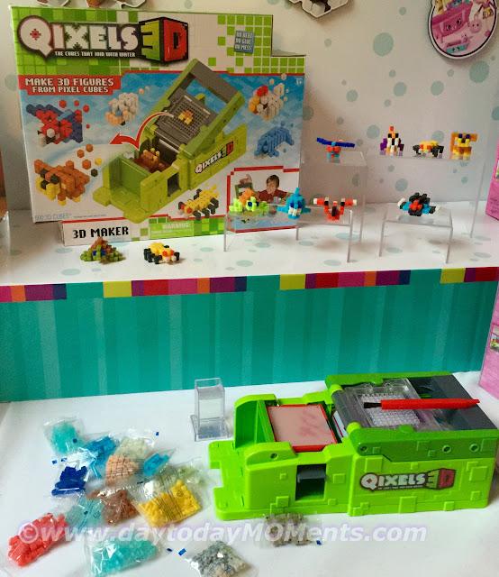 qixels 3d toy
