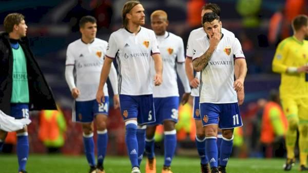 FC Basel vs Manchester City