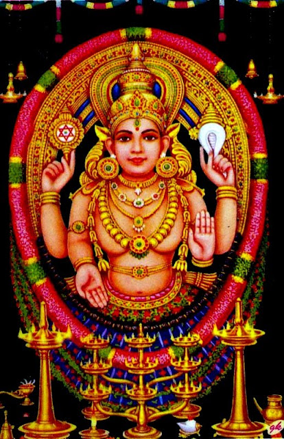 Chottanikkara BhagavathyTemple
