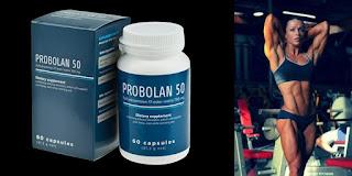 Probolan 50 Bodybuilding Palestra Integratori