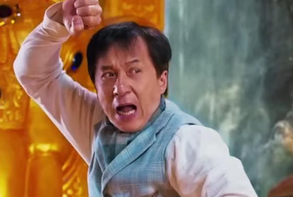 Kung Fu Yoga, Jackie Chan