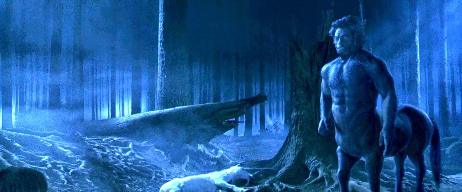 Harry Potter. El Bosque Prohibido.. Centauros. Firenze.