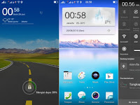 Custom ROM OPPO Mirror 3 ColorOS Xiaomi Redmi 2