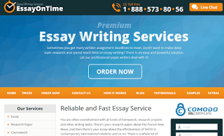 Essay-On-Time.com Paper Writing Service Picture