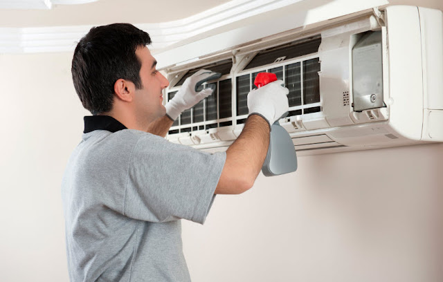 Quy trình vệ sinh máy lạnh quận 4