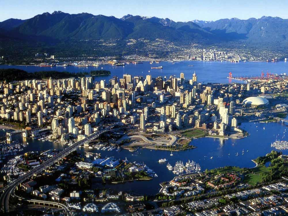 Fotos De Vancouver - Canadá