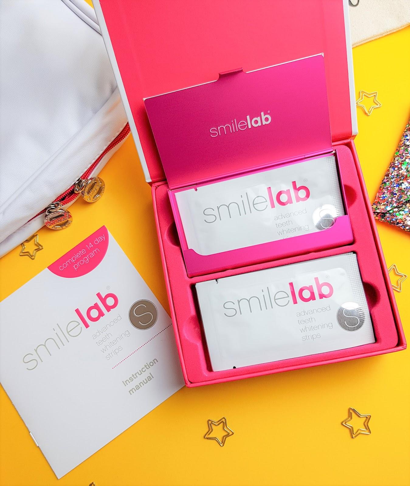SmileLab Advanced Teeth Whitening Strips