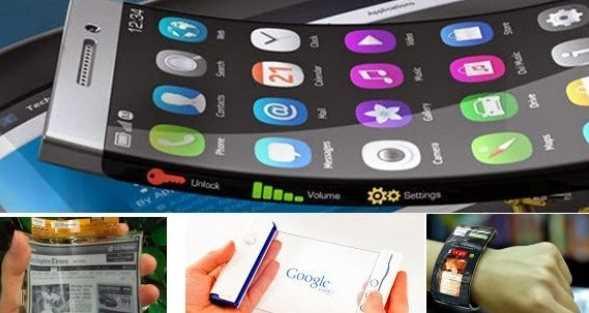 Keuntungan Gadget menggunakan Teknologi Layar Fleksibel
