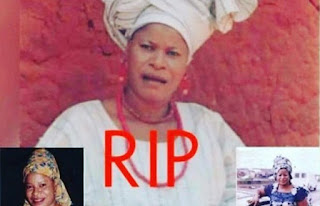 Yoruba actress Mulikat Adegbola is dead
