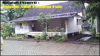 Desain Bentuk Rumah Adat Candi Cangkuang dan Penjelasannya, Budaya Indonesia