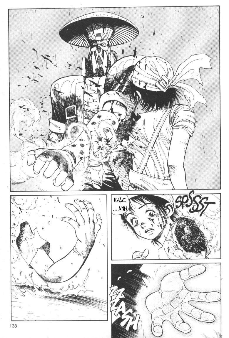 Battle Angel Alita chapter 10 trang 46