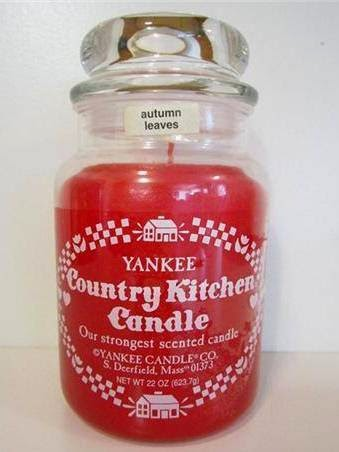 country kitchen candles a pictoral history of yankee candle jars andy s yankees 2748