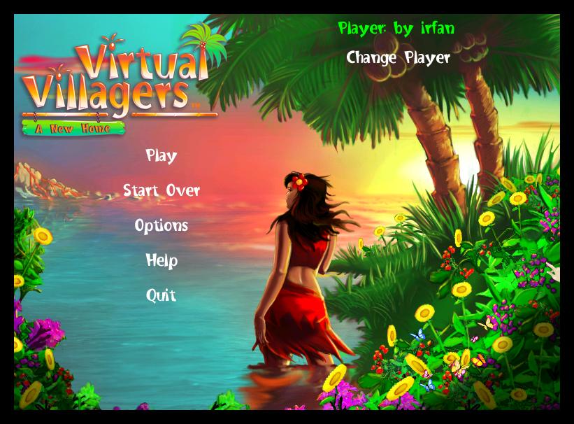 Virtual Villagers  - Katılımsız Oyun