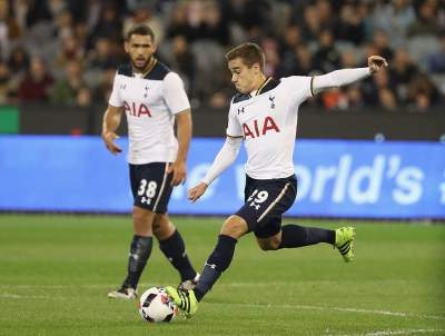 The rise of Harry Winks continues
