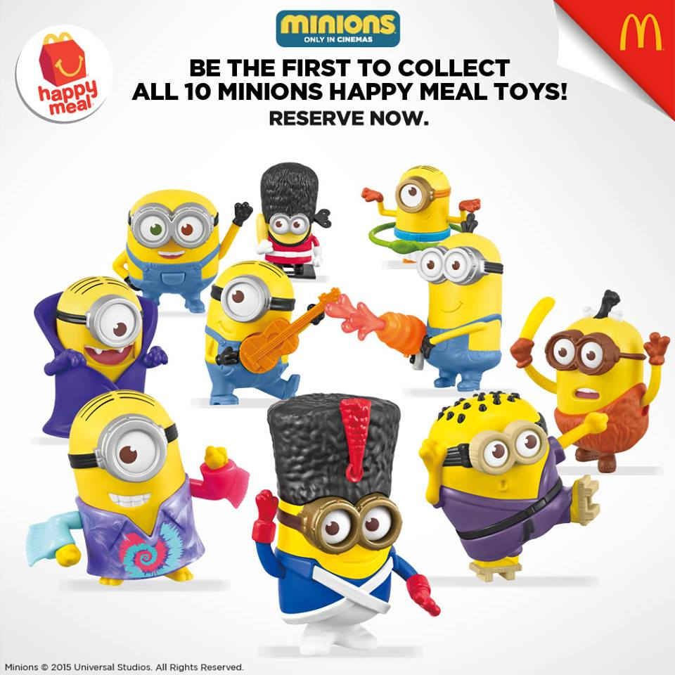 Sale. Food. Trips. Reviews.: McDonald's Happy Meal Alert ...