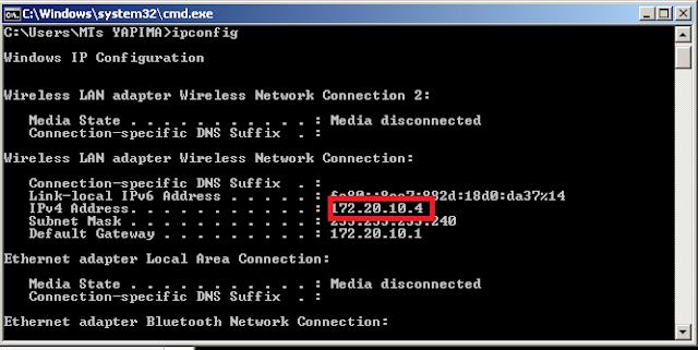 ARD - IP Address