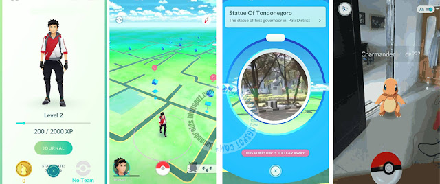 Game Pokemon GO Apk Rilis For Android Indonesia Terbaru