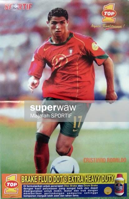 Cristiano Ronaldo (Portugal 2004)