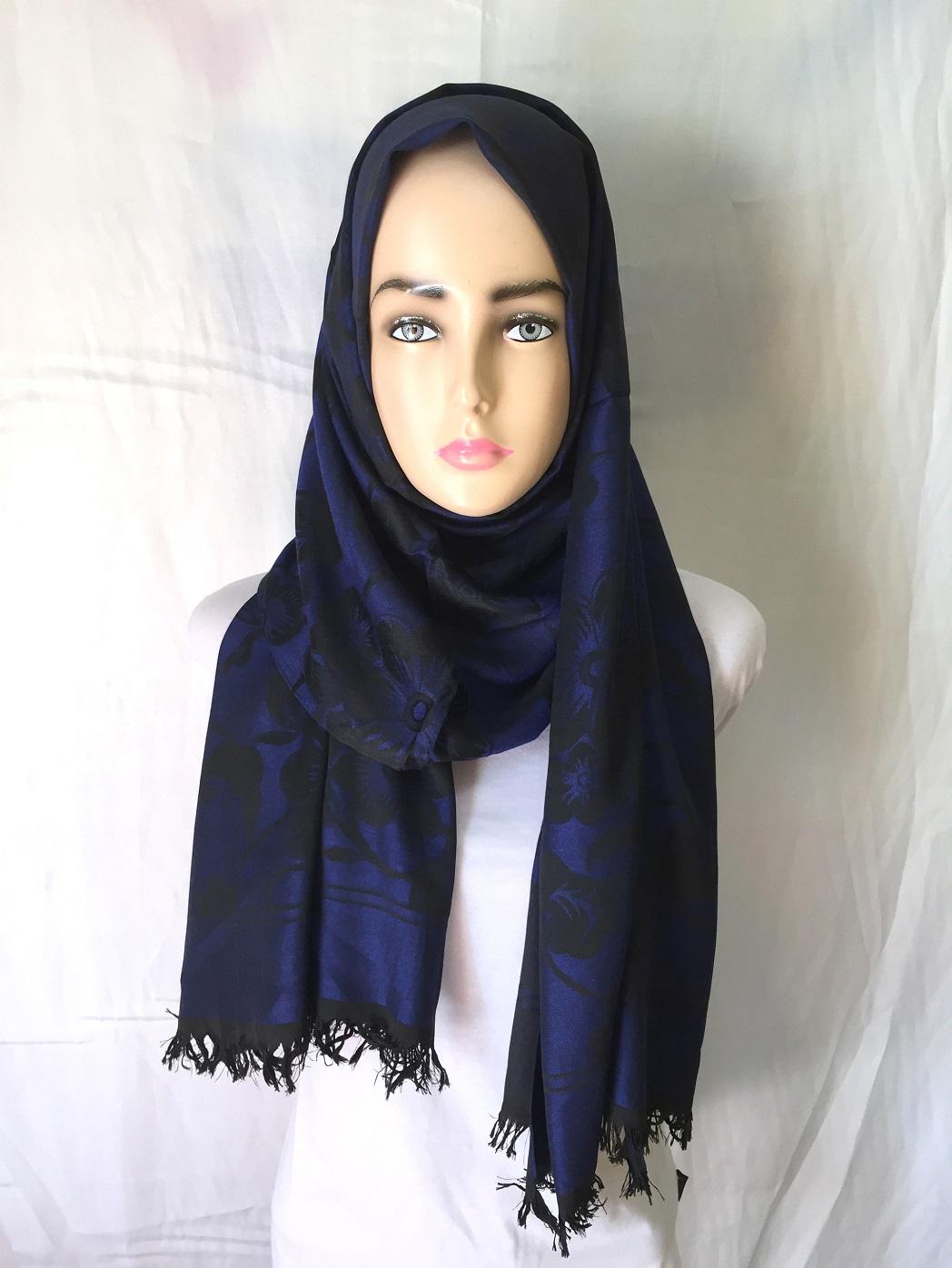 Koleksi Model Hijab Pashmina Terbaru 2016