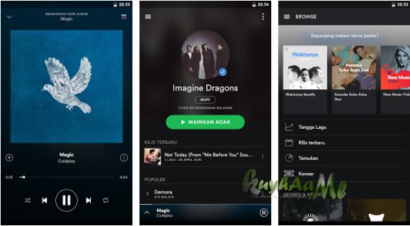 Spotify Music Premium 8.5.4.770 Mod Apk