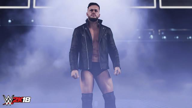 WWE 2K18 presente la tercera entrega de su plantilla