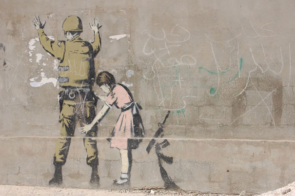 Banksy Artwork-13