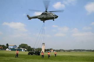 Latihan Combat CSAR