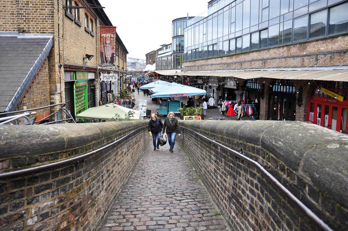 Stables Market, Camden Town, London, England