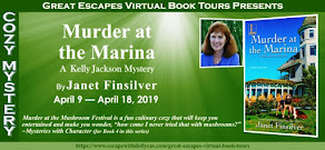 Murder at the Marina – 15 April