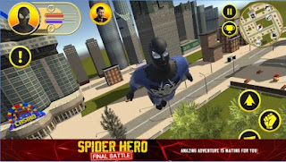 Games Spider Hero: Final Battle App