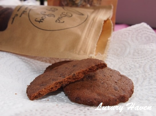 budofjoy organic chocolate chip cookies review