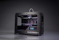 Assembled 3D Printer