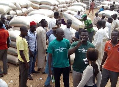 Nigerian traders set for Buhari's N140b GEEP fund