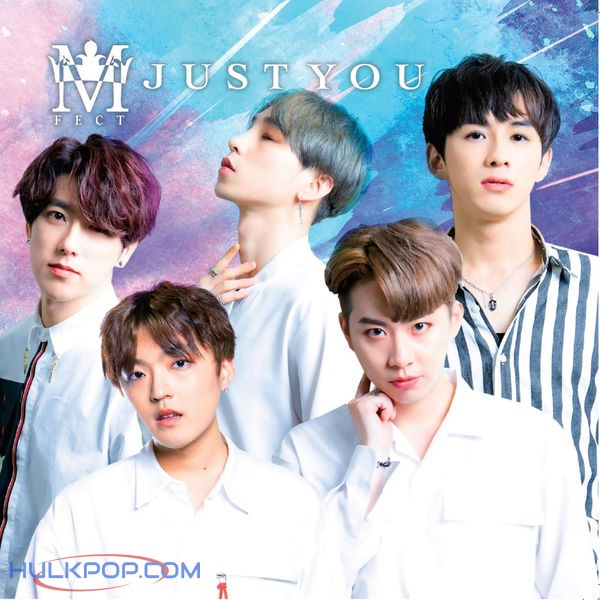 M.FECT – Just You -Japanese Ver.- – Single