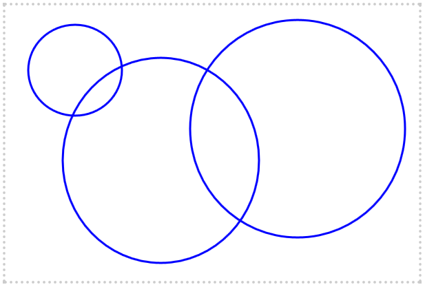 JQueries: Raphael JS: Draw circle based on mouse move