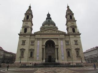 Basílica de San Esteban exterior