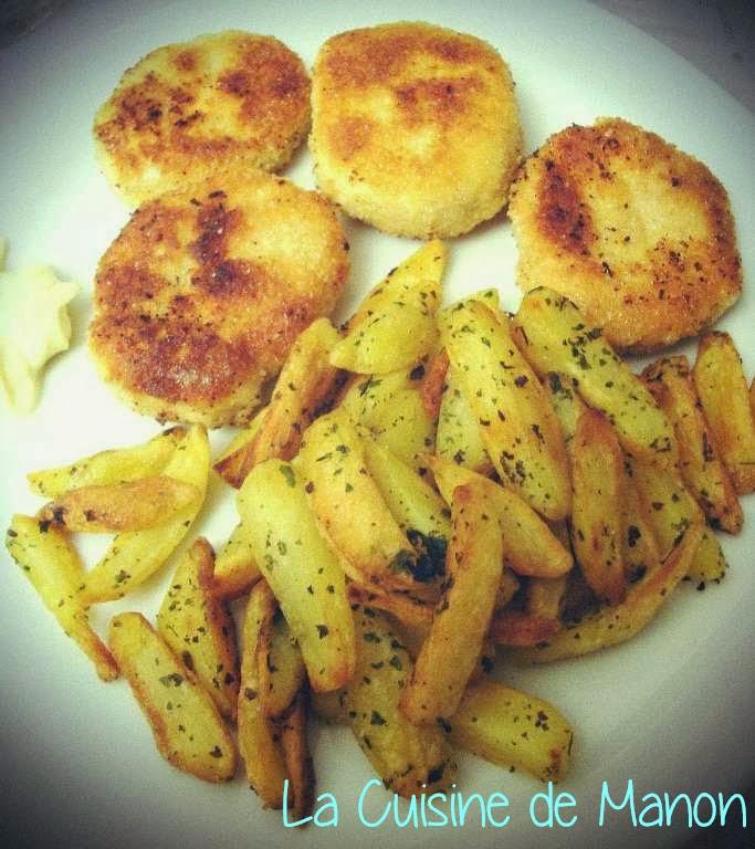 La Cuisine De Manon: Nuggets maison