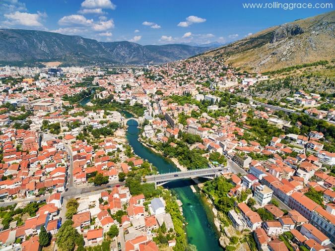 Stari Most, Mostar old bridge