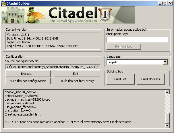 XyliBox: How the protection of Citadel got cracked